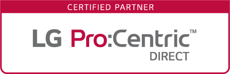 LG ProCentric Certified Partner